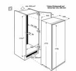 Integreeritav sügavkülmik  EUN2244AOW Electrolux